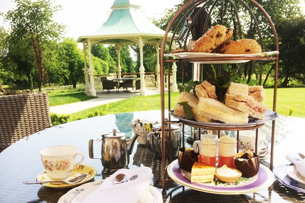 Afternoon Tea for Two at Blackwell Grange Hotel