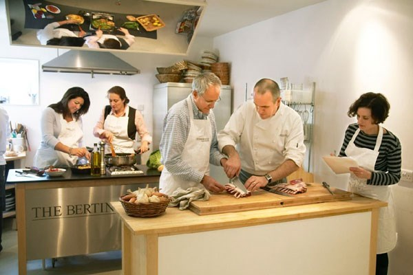 The Bertinet Kitchen Cookery Course