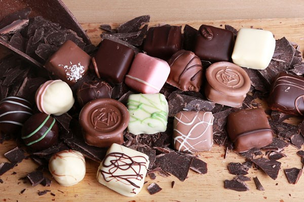 Full Day Chocolate Cookery Class at R & M Fine Chocolate