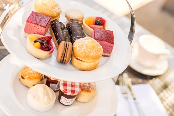 Afternoon Tea for Two at Marco Pierre White, Syon Park