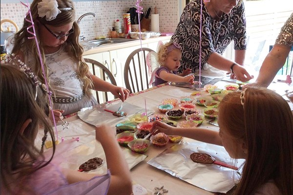 Half Day Chocolate and Truffle Making Class at Getting Gooey