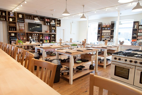 Half Day Cookery Class For Two At The Talbot Hotel, Malton