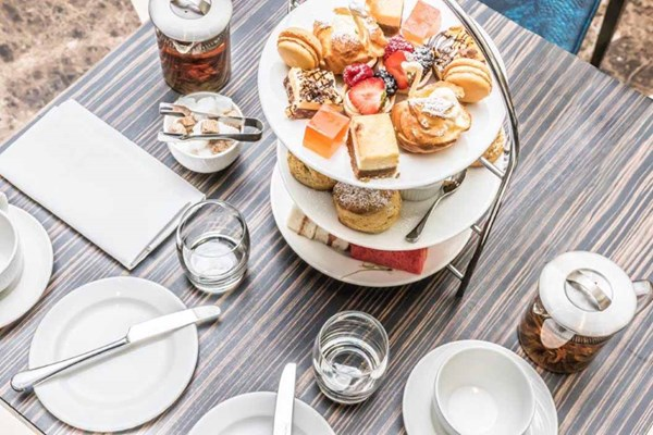 Traditional Afternoon Tea for Two at 5* The Montcalm Marble Arch