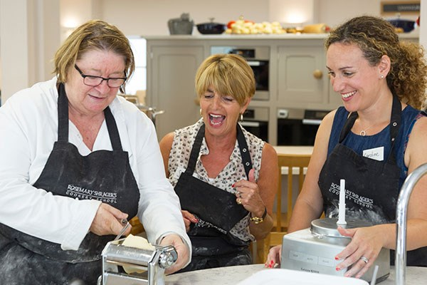 Full Day Cookery Class with Rosemary Shrager