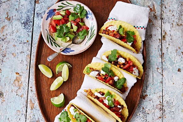 Buy Mexican Street Food Class at The Jamie Oliver Cookery School