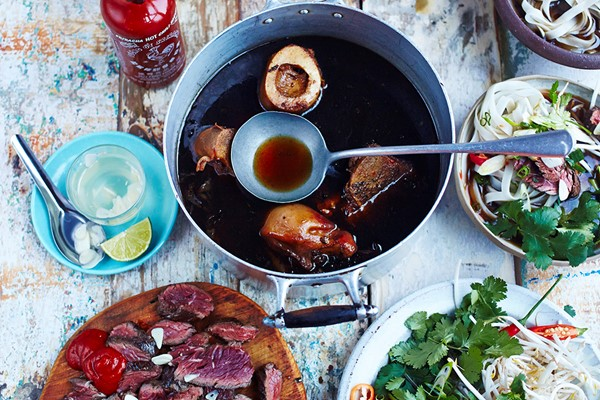 Buy Vietnamese Street Food Class at The Jamie Oliver Cookery School