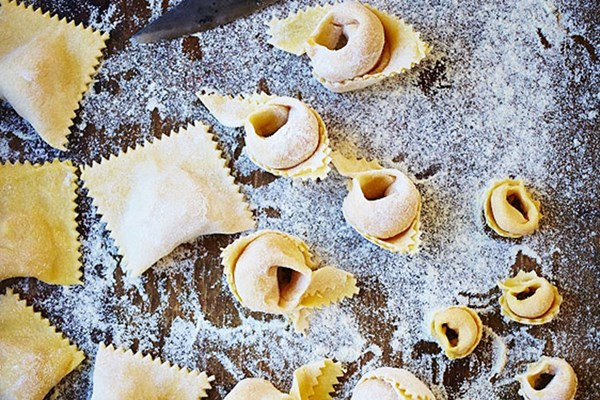 Buy Unbeatable Filled Pasta Class at The Jamie Oliver Cookery School