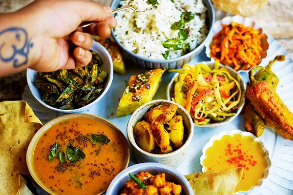 Buy North Indian Thali Class at The Jamie Oliver Cookery School
