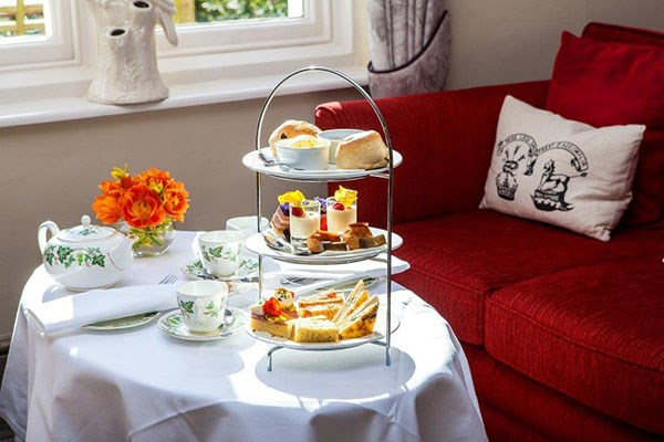 Afternoon Tea for Two at Langrish House