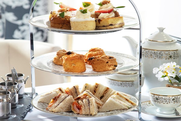 Afternoon Tea for Two at Craiglands Hotel