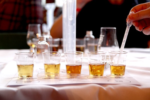 Whisky Blending Workshop for Two at The Whisky Lounge