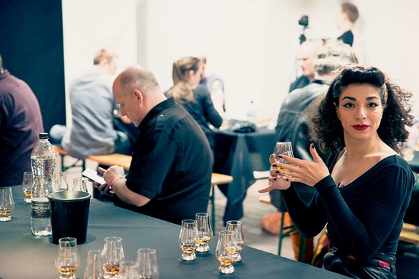 Full Day Whisky School Experience at The Whisky Lounge