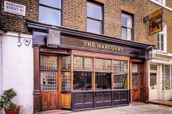 Gin Tasting Experience with Food Pairing for Two at The Harcourt