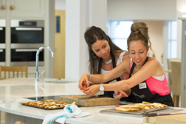 Half Day Cookery Class for Two at Rosemary Shrager Cookery School