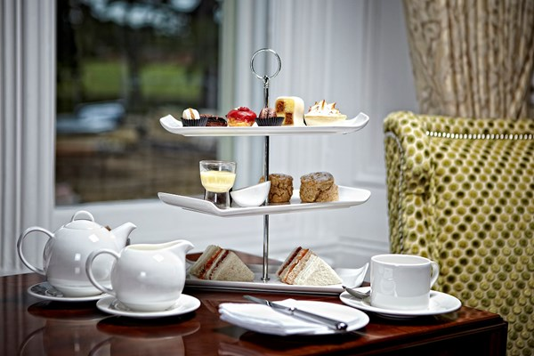 Brasserie Afternoon Tea for Two at Wivenhoe House