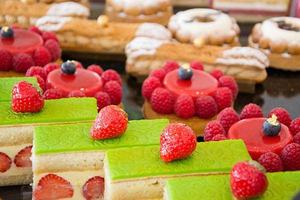 Buy Gin Afternoon Tea for Two at B Bakery London