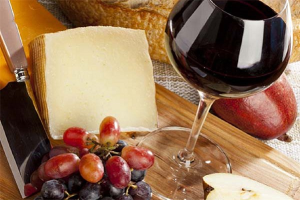 Cheese and Wine Tasting for Two at Dionysius Shop