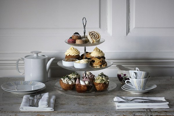Afternoon Tea for Two at Dartington Hall