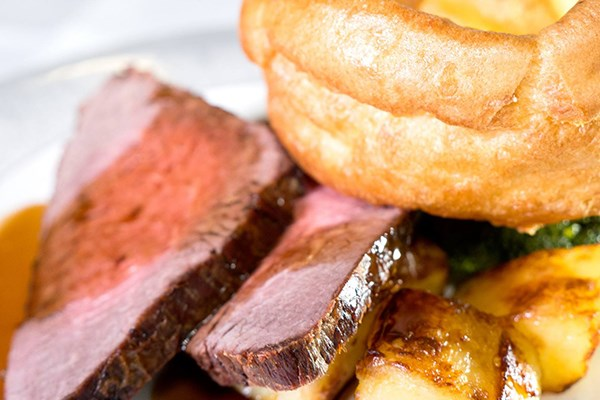 Three Course Sunday Lunch for Two at The Lowry Hotel