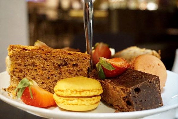 Sparkling Afternoon Tea for Two at Crowne Plaza Leeds
