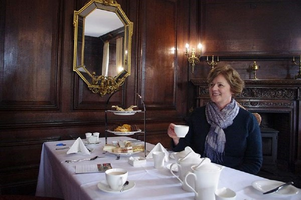 Afternoon Tea for Two at Appleby Castle