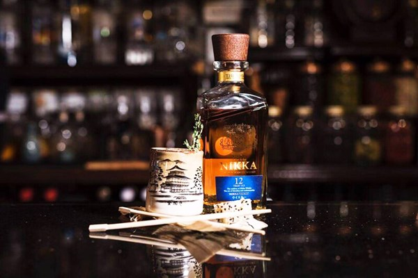 Japanese Whisky Tasting and Masterclass for Two at MAP Maison