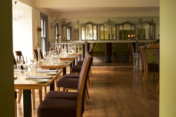 Three Course meal and a Drink at Allium by Mark Ellis