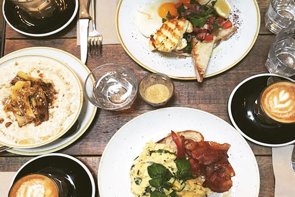 All Day Brunch with a Bottle of Prosecco for Two at The Black Penny