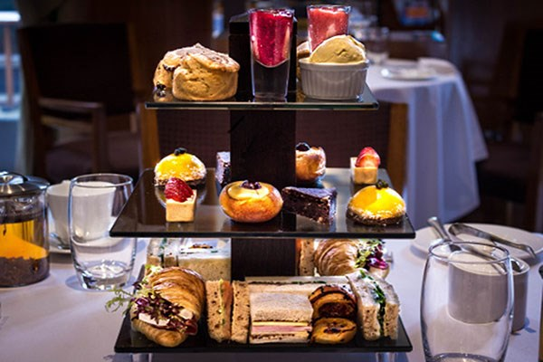 Afternoon Tea for Two at Canary Riverside Plaza Hotel
