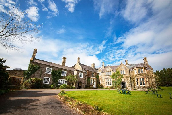 Overnight Escape with Dinner at the Northcote Manor Country Hotel