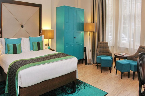 Overnight Stay with Breakfast at Hotel Indigo London Kensington