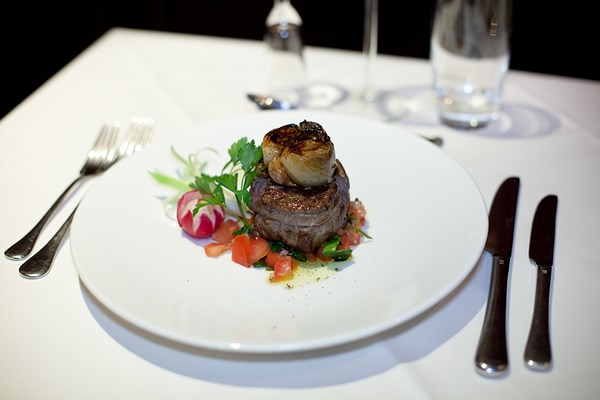 Opera and Two Course Dinner for Two at Bel Canto
