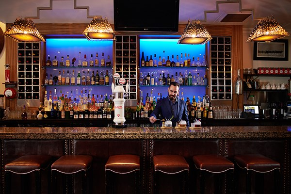 Three Course Pre Theatre Dinner For Two At B Bar, London