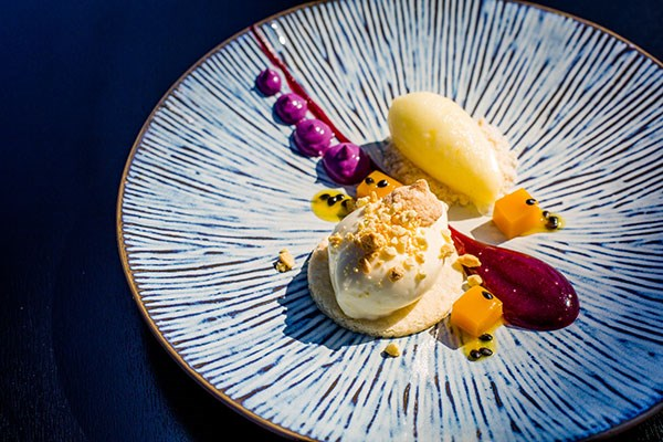 Buy Two Course Meal for Two at Searcy's at The Gherkin