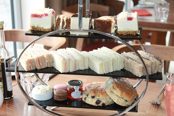 Traditional Afternoon Tea for Two at Marco Pierre White, Arbor City Hotel