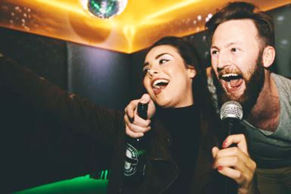 Bottomless Brunch with Drinks and Karaoke for Two at Lucky Voice Islington