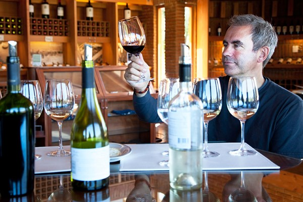 Demystifying Wine Tasting for Two at Connoisseur