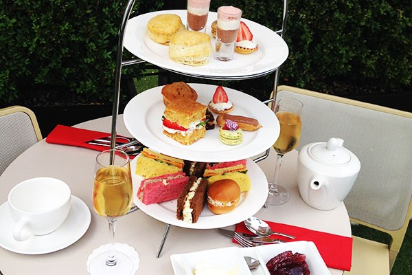 Indian Themed Sparkling Afternoon Tea for Two at Park Grand Hotels