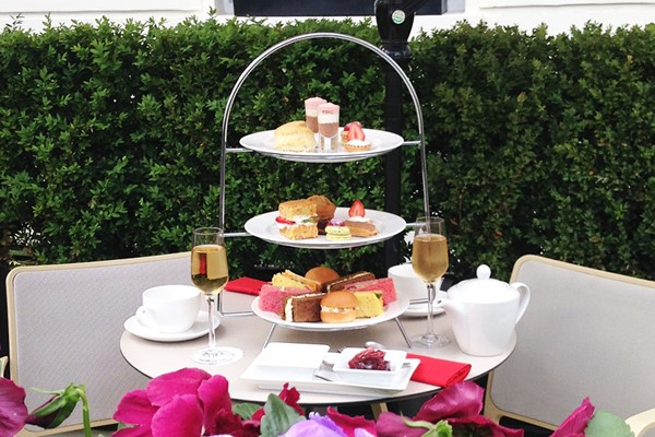 Sparkling Afternoon Tea for Two at Park Grand Hotels
