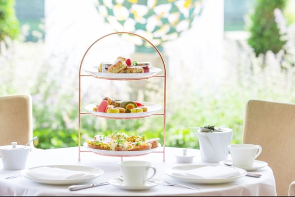 Afternoon Tea with Bubbles for Two at Centurion Club