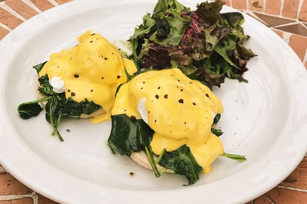 Bottomless Brunch for Two at The Colonnade Hotel