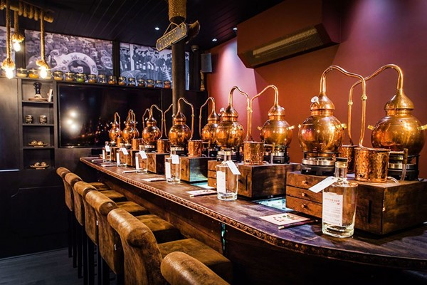Create Your Own Rum with Tasting and Cocktails for Two at Laki Kane