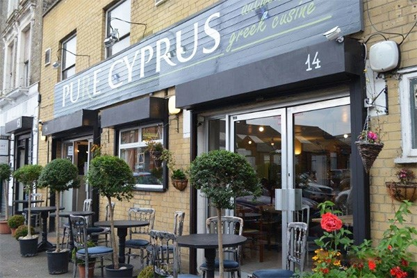 Three Course Meal and a Bottle of Wine for Two at Pure Cyprus
