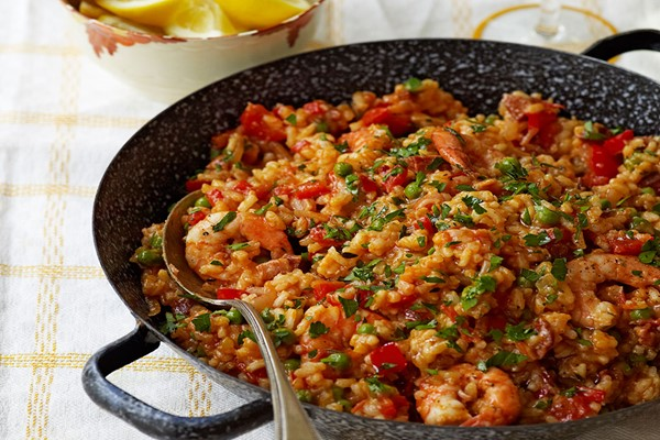 Buy A Flying Visit to Spain Class at The Jamie Oliver Cookery School