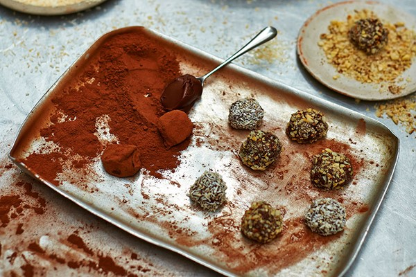 All About Chocolate Cookery Class at The Jamie Oliver Cookery School