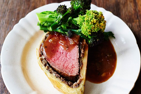 Buy Beef Wellington Cooking Class at The Jamie Oliver Cookery School