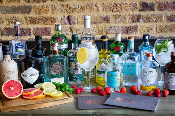 Gin Masterclass for Two at Brewhouse and Kitchen
