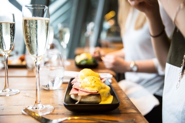 Buy Brunch with Bottomless Prosecco for Two at Gordon Ramsay's Bread Street Kitchen