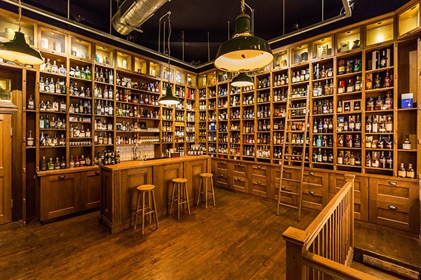 Whiskey Tasting for Two in Shoreditch