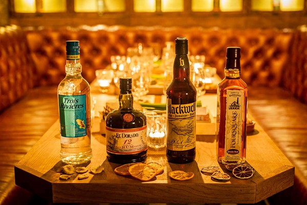 Rum Tasting for Two in Shoreditch